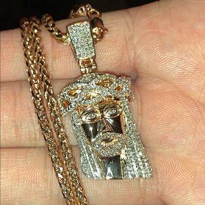 Diamond Jesus piece 💎